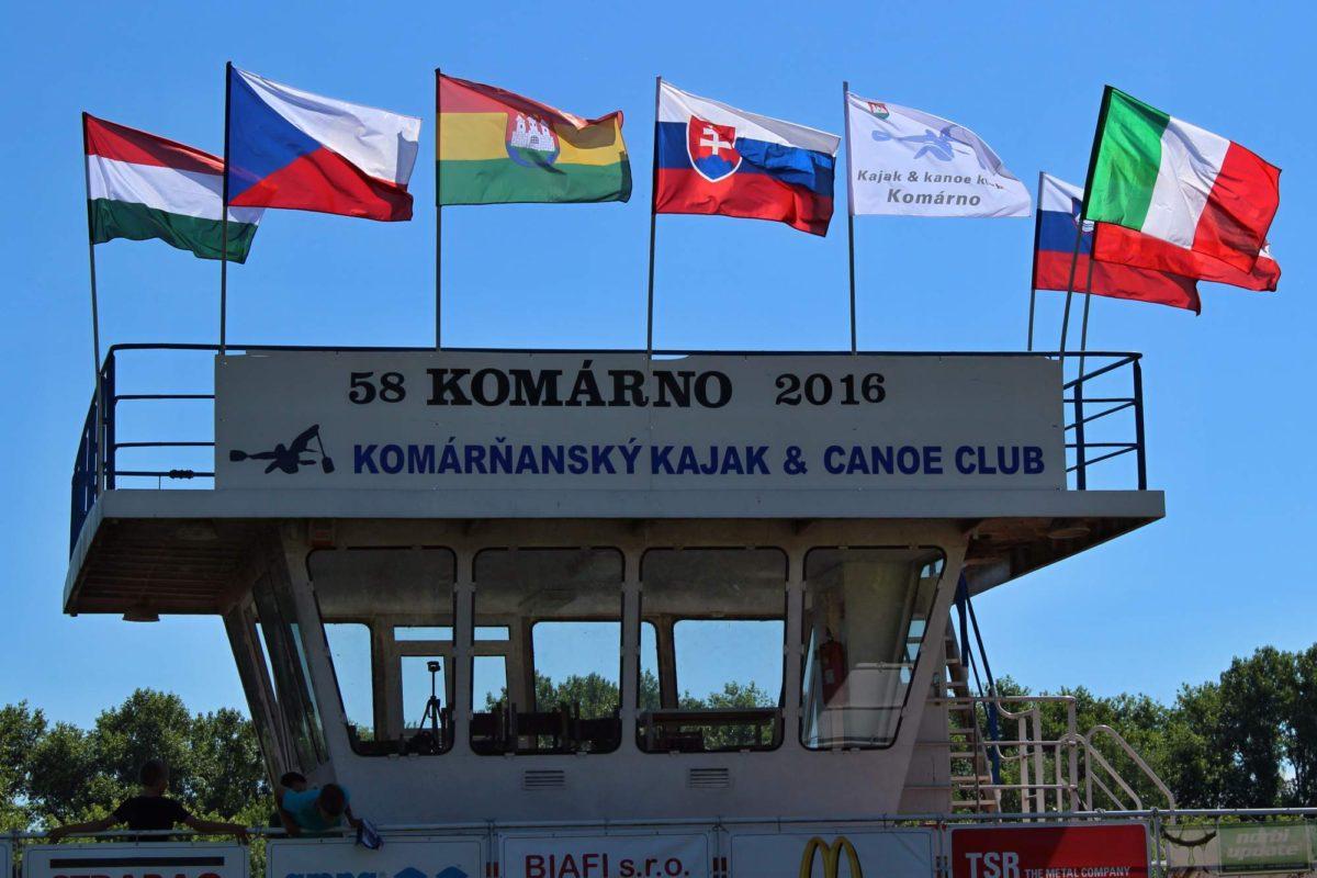 Medailový výjezd benjamínků do Komárna